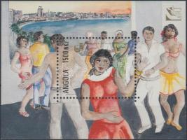International Stamp Exhibition '93 BRASILIANA block, Nemzetközi Bélyegkiállítás BRASILIANA '93 blokk