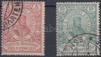 1910 Garibaldi Mi 97-98