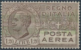 1927 Légiposta bélyeg Mi 254 (zöld bélyegzéssel)