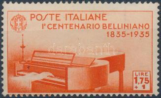 1935 Vincenzo Bellini Mi 536