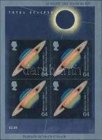 1999 Teljes napfogyatkozás blokk Mi 7