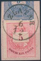 1874 5kr ZLATAR