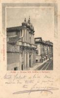 Alba, Chiesa S.S. Cosma e Damiano / church