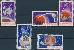 Space Research II set, Űrkutatás II sor
