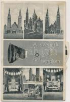 Szeged, Fogadalmi templom, mechanikus lap