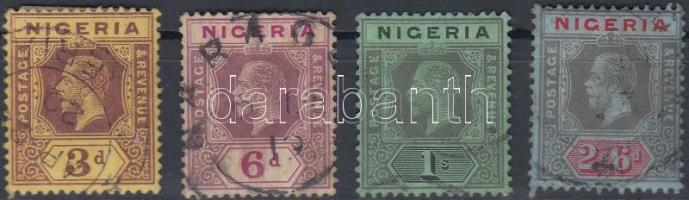 1921/1932 Forgalmi értékek Mi 5ax, 7, 8ax, 9