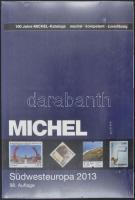 Michel Délnyugat Európa katalógus 2013 új állapotban