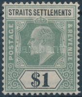 Straits Settlement 1902 Mi 88