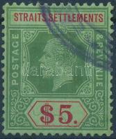 Straits Settlement 1912 Mi 151xa