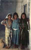 Piccole amiche / Libyan folklore, Líbiai folklór
