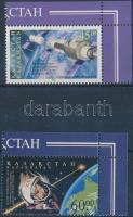 Space research; cosmonauts day set, Űrkutatás; Űrhajósok napja sor