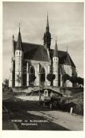 Máriafalva, Mariasdorf; templom / church