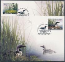 Red Book of endangered animal and plant species: aquatic plants and animals set 2 CM, Vörös Könyv a veszélyeztetett állat- és növényfajtákról: vízi növények és állatok sor 2 CM