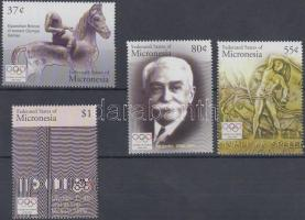 2004 Nyári Olimpia, Athén sor Mi 1546-1549