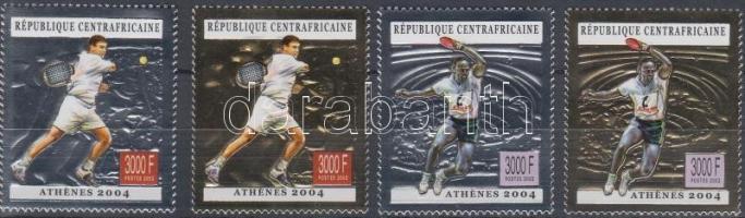 2004 Nyári Olimpia, Athén sor Mi 2904-2907 A