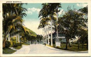 Panama City, Ancon Hospital