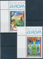 Europa CEPT Myths and legends corner set, Europa CEPT mítoszok és legendák ívsarki sor