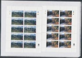 1999 Europa CEPT nemzeti parkok kisívsor Mi 353-354