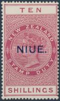 1923 Stempelmarken Mi 5