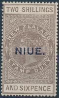 1923 Stempelmarken Mi 4