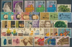 1972-1974 40 klf bélyeg