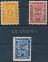 1887 Portó Mi 7-9 I A