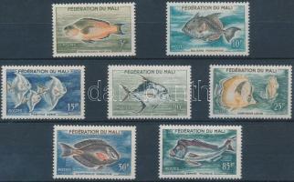 1960 Hal; állat sor Mi 6-12