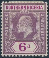 Észak-Nigéria 1904 Forgalmi Mi 24 b