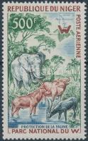 1960 Légiposta bélyeg; Állat sor Mi 13