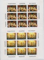 1998 Europa CEPT nemzeti ünnepek és fesztiválok kisívsor Mi 128-129