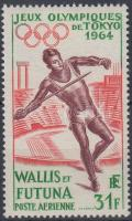 1964 Nyári olimpia Mi 205