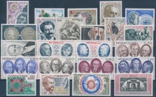 1975-1976 23 klf bélyeg