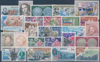1976-1977 25 klf bélyeg