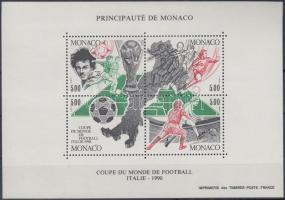 1990 Labdarúgó világkupa blokk Mi 48