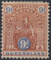 Queensland Forgalmi Queensland Definitive