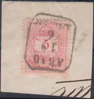 1874 ARAD / AJÁ(NLO)TT