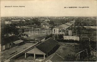 Nam-Dinh, Vue Generale / view