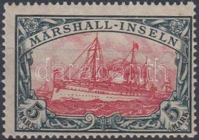Marshall Inseln 1916 Mi 27 B II
