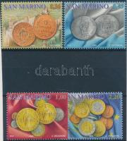 Coins set, Érmék sor