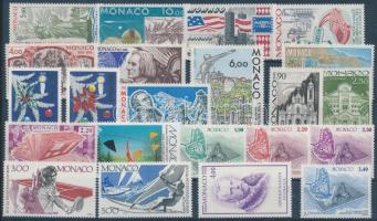 1986-1988 22 klf bélyeg