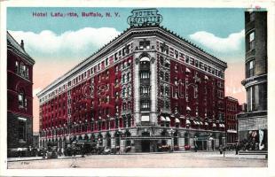 Buffalo, Hotel Lafayette