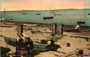 Cape Cod, North Chatham, The harbor