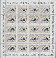 1994 Europa CEPT, találmányok és felfedezések kisív sor Mi 274-275