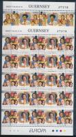1996 Europa CEPT, híres nők kisív sor Mi 691-692