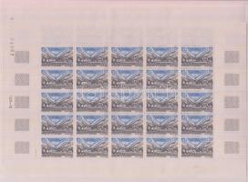 1986 Europa CEPT Természet- és környezetvédelem kisívsor Mi 369-370