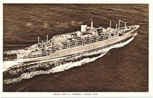 SS Oronsay, Orient Line, SS Oronsay hajó