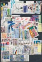 Néhány száz NSZK bélyeg, sok a 90-es évektől, 8 lapos Philux A/4 berakóban