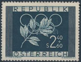 1952 Olimpia Mi 969