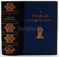 Z. Tábori Piroska (szerk.): A család tanácsadója. 460 fekete képpel, 33 színes táblával, 24 egyszínű táblával. Budapest, 1930, Dante Könyvkiadó. Kiadói félvászon kötésben.