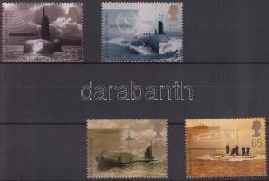 2001 100 éves a tengeralattjáró-hadosztály sor Mi 1928-1931